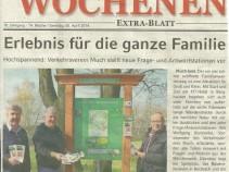 Artikel im Extra-Blatt Siegburg